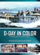 D-Day in Color 2004 by Rhino Theatrical - Disc Only No Case