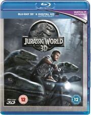 Jurassic World 3D 1 Disc Blu-Ray *NEW & SEALED*