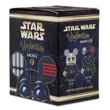 Disney Vinylmation Darth Vader Eachez Sealed Blind Box LE 2500 NEW