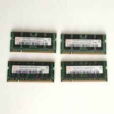 Hynix 4GB (4x1GB) 2Rx8 PC2-5300S-555-12 SDRAM Laptop Memory