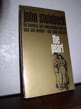 The Pearl by John Steinbeck (Bantam #J2356,10'th Prnt.1962,Paperback)
