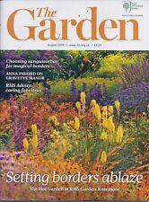RHS THE GARDEN Magazine - August 2015