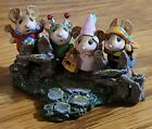 Wee Forest Folk M339a LTD The Fearsome Foursome Only Made One Month Sep-Oct 2011