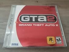 Grand Theft Auto 2 (Sega Dreamcast, 2000)