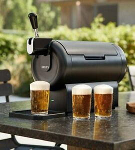 ✅🔥BeerWulf 'The SUB Compact Black' Krups Beer Dispenser BRAND NEW 🔥✅
