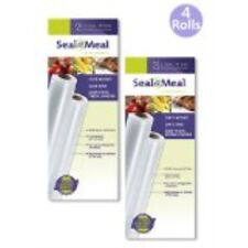 Seal-A-Meal 11-Inch by 9-Foot Rolls, 4pk