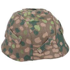 WWII German Dot 44 Camo M35 Reversible CAMOUFLAGE Helmet Cover CAP
