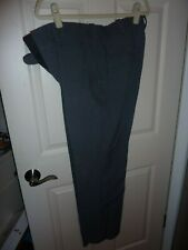 Fechheimer Heather Gray Umpire Base Pants 36 x 31       lot # 3