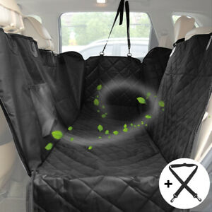 Dog Back Seat Cover Protector Waterproof Scratchproof Nonslip Hammock for Pets