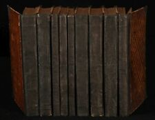 c1875 9vol CHARLES DICKENS Household Edition