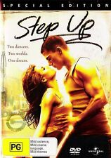 STEP UP 1 : NEW DVD