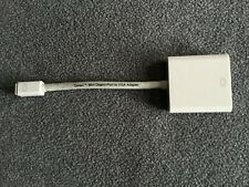 Mini DisplayPort to VGA Adapter • Used-excellent condition •  Dynex for Apple