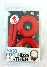 RED Yaxi Leather pads for Sennheiser HD25 mk II - Fits all HD25 Range