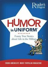 Humor in Uniform by Reader's Digest Editors (2008, E-book)