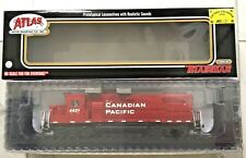 ATLAS GOLD 1/87 HO CANADIAN PACIFIC GP38-2 ENGINE #4421 DCC & SOUND F/S 10002491