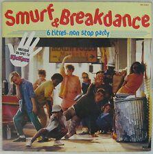 Kickers Maxi 45 Tours 1984 Smurf et Breakdance