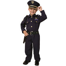 Police Costume Set For Boys And Girls - Cop Role Play Set By Dress Up America