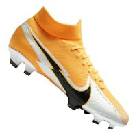 Chaussures de football Nike Superfly 7 Pro Fg M AT5382-801 multicolore orange