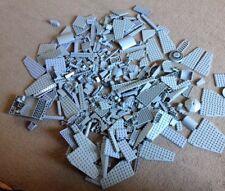 Huge lego bundle Job lot  1kg kilo of Grey Bricks  - Star Wars