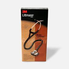 3m Littmann Master Classic Ii Black Edition Stethoscope 2141