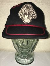 Vintage Ringling Bros And Barnum & Bailey Circus Mesh Lion Trucker SnapBack Hat