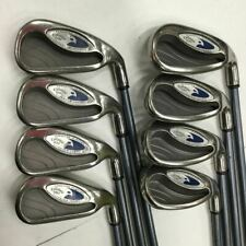 Callaway Great Big Bertha HawkEye Iron Set 4-PW+SW RH HawkEye R Flex G170