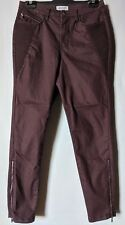 """WOMEN'S PANTS TABLE EIGHT CROP STRETCH SIZE 8/26"""" LEG 25"""" LIKE NEW FREE POSTAGE"""