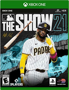 XB1 MLB THE SHOW 21-XB1 MLB THE SHOW 21 (US IMPORT) GAME NEW