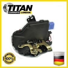 For VW Golf Mk5 V 2003>2009 Door Lock Mechanism Rear Right Side 7 Pins Fits