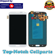 Samsung Galaxy Note 2 LCD Display Digitizer Touch Screen  i317 N7100 - White