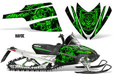Decal Graphic Kit Arctic Cat M Series AC Crossfire Sled Snowmobile Wrap HAVOC G