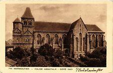 CPA Marmoutier Eglise Abbatiale, Cote Sud (490369)
