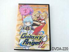 Galaxy Angel Z - Vol. 2: Galaxy-Size Combo (DVD, 2005) Used, US Bandai R1 Releas