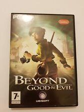 Beyond Good and Evil PC/Ordenador version Española y COMPLETO 3cds de Ubisoft