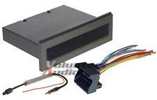 Vw Car Stereo Radio Kit Dash Installation Mounting Trim W Wiring Harness Gli Gti
