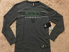 NWT NBA UNK Milwaukee Bucks Long Sleeve Thermal Shirt Men's  XL MSRP $35