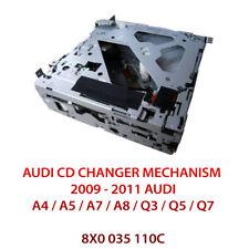 AUDI Panasonic 6 Disc CD Stacker Mechanism  8X0 035 110C for 2009 - 2011 MMi