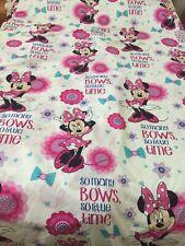 Disney Minnie Mouse 2 Piece Twin Sheet Set