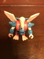 Vintage 1987 Takara Battle Beasts Hasbro Series 3 Frenzied Flamingo Rare