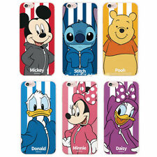 Fundas Personajes Disney para iPhone 6,7 Samsung Galaxy, Daisy, Minnie, Stitch