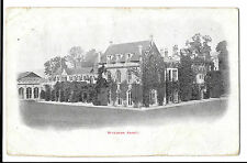 Wycombe Abbey PPC, High Wycombe 1909 PMK to Hotel Metropole, Brighton
