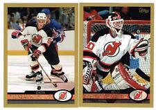 1999 2000 99/00 TOPPS...TEAM SET...NEW JERSEY DEVILS...12 CARDS...BRODEUR