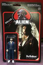 "Alien ReAction Figures 3 3/4"" Inch DALLAS 1979 Figure MOC Funko NEW"