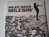 "MILES DAVIS -3x LP ""Milesin' NEW OVP 1956/2009"