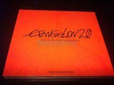 1095-6 Neon Genesis Evangelion 2.0 You can (not) Advance SOUNDTRACK EVA CD