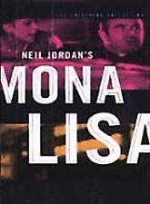 Neil Jordan's Mona Lisa (DVD, 2001, Criterion Collection) Bob Hoskins, OOP