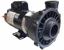 """Waterway Executive 48 Spa Hot Tub Pump, 1.5hp, 2 Speed, 115V., 2"""" Side Discharge"""