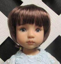 """Monique Gold Doll Wig """"Bubbles"""" Size 4/5 - Brown Black"""
