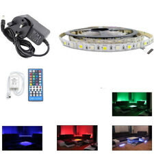 5m 5050 LED RGBW Cool White Multicolour Strip Light for Kitchen Home Cabinet