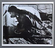 Werner Bischof Ltd. Ed. Photo Print 35x30 Bharat Natyam Dancer Bombay India 1951
